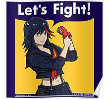 Let's Fight Girl Poster