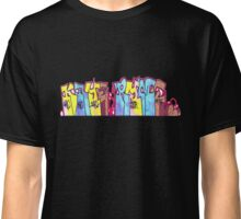 Graffiti Art old school Hip Hop Kaye Ryme Classic T-Shirt