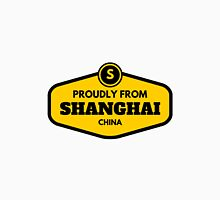 Proudly From Shanghai China Unisex T-Shirt