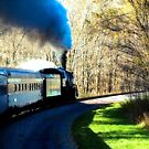 The Locomotive  by ArtbyDigman