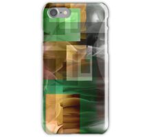 Forest Abstract iPhone Case/Skin