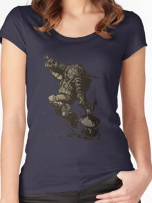 Videogames :: BioShock Women's Fitted Scoop T-Shirt