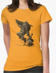 Videogames :: BioShock Womens Fitted T-Shirt