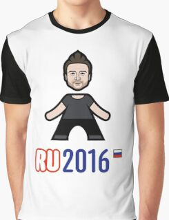 Russia 2016 Graphic T-Shirt
