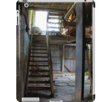 Staircase to Decay iPad Case/Skin