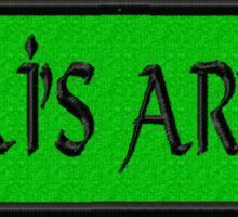 Loki's Army Fandom Pride Sticker