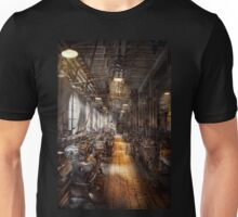 Machinist - Welcome to the workshop Unisex T-Shirt