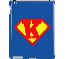 Super K iPad Case/Skin