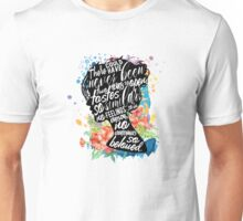 Persuasion - So Beloved Unisex T-Shirt