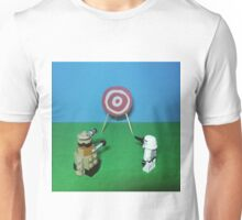Intergalactic Shoot Off Unisex T-Shirt
