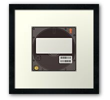 SyQuest Disk/Cartridge Framed Print