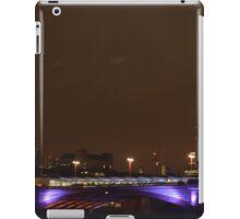 St Pauls & The Thames at Night iPad Case/Skin