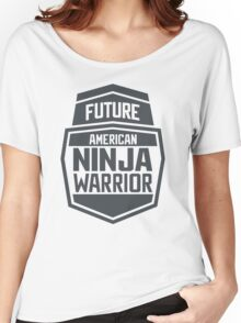 Future American Ninja Warrior Women's Relaxed Fit T-Shirt