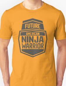 Future American Ninja Warrior Unisex T-Shirt