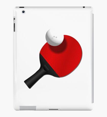 Table Tennis Not Ping Pong! iPad Case/Skin