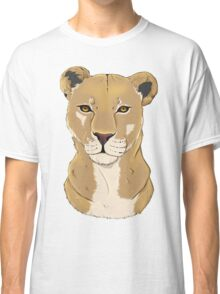 The Lioness - Bust Classic T-Shirt