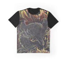 Hell Kitty Graphic T-Shirt