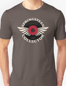 Springsteen Collector Facebook Group Unisex T-Shirt