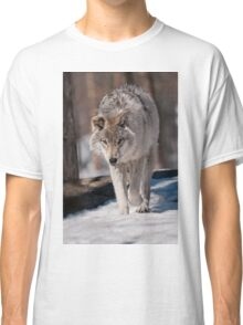 Timber Wolf Pup Classic T-Shirt