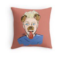 Niall Horan Throw Pillow