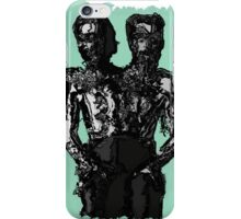 Siamese enemies iPhone Case/Skin