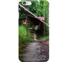Nature takes over iPhone Case/Skin