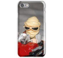 Lego Rey on her Speeder iPhone Case/Skin
