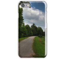 Side Roads iPhone Case/Skin