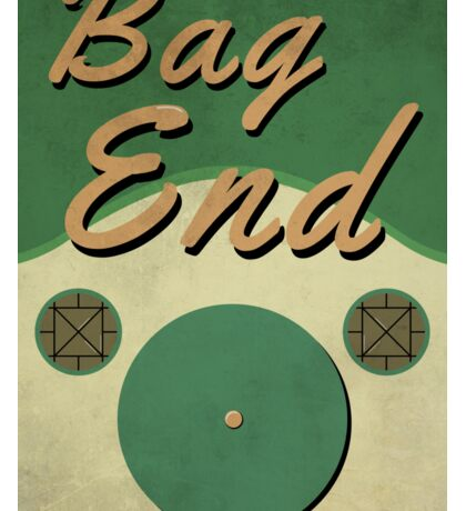 Bag End Sticker