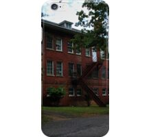 The Orphanage School  iPhone Case/Skin