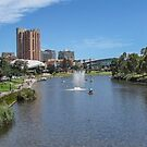Adelaide - Torrens River  by DPalmer