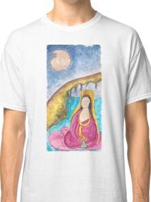 QUAN YIN BRIDGE MOON Classic T-Shirt