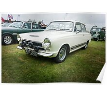 Ford Consul Mark 1 GT Classic Car Poster