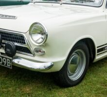 Ford Consul Mark 1 GT Classic Car Sticker