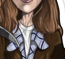 Buffy St. John Sticker
