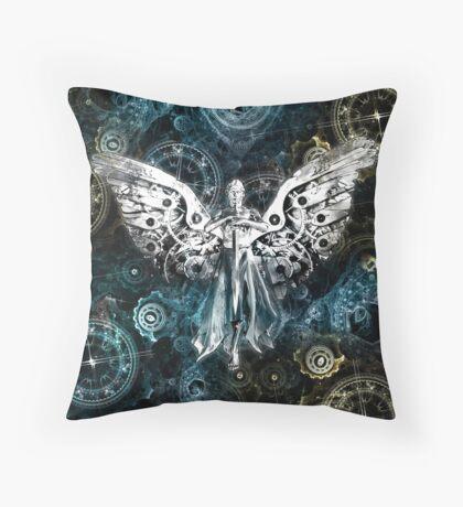 Clockwork Angel Throw Pillow