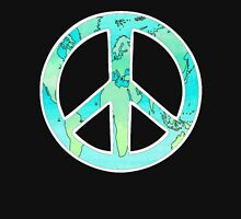 Water Color World Peace Unisex T-Shirt