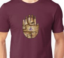 Bill Cipher Journal Cover Unisex T-Shirt