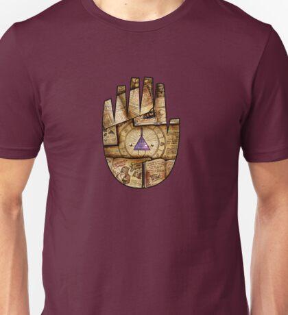 Bill Cipher Journal Cover Unisex T-Shirt
