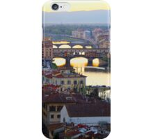 All About Italy. Piece 16 - Florence iPhone Case/Skin