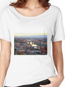 All About Italy. Piece 16 - Florence Women's Relaxed Fit T-Shirt