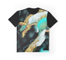 Thunder Wolf Wyvern Zinogre Graphic T-Shirt