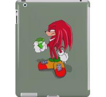 Knuckles iPad Case/Skin