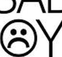 Yung Lean Sad Boys Sticker