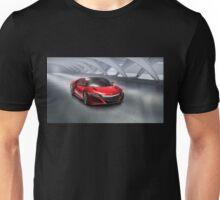 Red acura Unisex T-Shirt