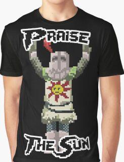PRAISE THE SUN! Graphic T-Shirt