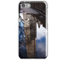 Chicago puddles iPhone Case/Skin