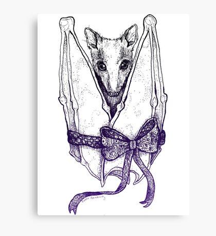 Fruit Batty Canvas Print
