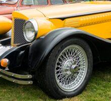 VW Madison Kit Car Sticker