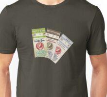 Grateful Dead Concert Tickets Unisex T-Shirt